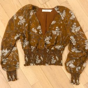 ASTR the label top NWT (size xs)